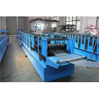 Quality Color Steel Aluzinc Panel Standing Seam Roll Forming Machine Hydraulic System wholesale