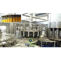 Quality Tomato Bottled Juice Beverage water treatment line Liquid Packaging Machine wholesale
