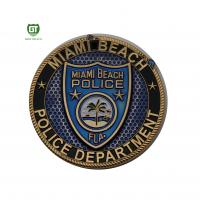 Quality Custom Design Professional wholesale factory police coin challenge wholesale