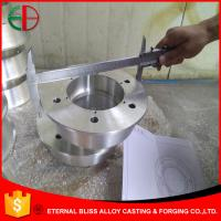 China PbSn Bronze Castings Wire Cutting EB9075 on sale