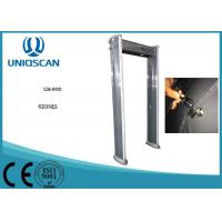 Quality UM600 Multiple Size Walk Through metal detector body scanner For Government Office wholesale