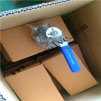 Quality STAINLESS STEEL CF8 2PC THREADED END NPT BALL VALVE wholesale
