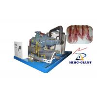 Quality Copeland Compressor Flake Ice Making Machine For Fresh Seafood wholesale