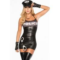 Quality Spread Em Sheer Police Lingerie Adult Costumes for Carnival Christmas Halloween wholesale