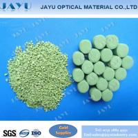China Indium Tin Oxide ITO  9:1 wt% size at tablet Dia 11*3mm or Granules 1-6mm or customiszed for evaporation materials on sale