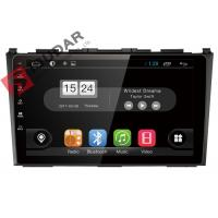 Quality Wireless Android Car Navigation System 2009 - 2011 Honda Crv Sat Nav Replacement wholesale