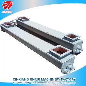 Quality 3m length U shape auger conveyor conveying soda powder washing powder screw conveyor wholesale