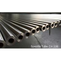 China Bright Annealed Stainless Steel Round Tube Cold Drawn Seamless Tubing TP316L on sale