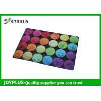 Quality Excellent Printing Dining Table Placemats And Coasters Set Of 6 JOYPLUS wholesale