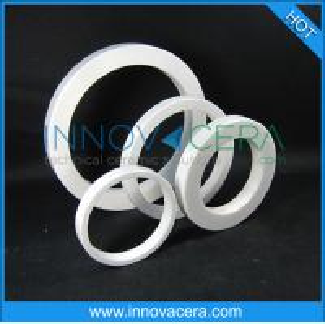 Quality Industrial Zirconia Ceramic Seal Ring/High Precision Industrial Zirconia Ceramic Rings/Innovacera wholesale