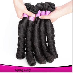 China Wholesale Virgin Peruvian Hair Real Human Hair Hot Sale Quality Hair Weaves on sale