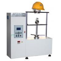 Quality Safety Helmet Testing Machine Chin Strap Strength Lateral Stiffness Tester wholesale