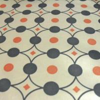 Quality 100% Polyester Printed Garment Lining, Taffeta Fabric, Various Patterns are Available wholesale