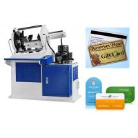 Quality Paper Label / Business Card Die Cutting Machine With Counter Pressure Device wholesale