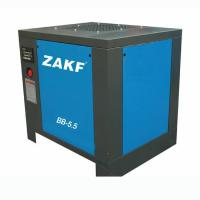 Quality The  Powerful Zakf Series Blue 5.5hp 4kw Belt  Driving Compressor wholesale