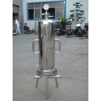 Quality 8R 9R Sanitary Filter Housing For Sugar Syrups and Beer Final Filtration wholesale