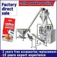 China Automatic coffee coco powder weighing filling sealing tea bag packing machine small scale tea bag machine on sale
