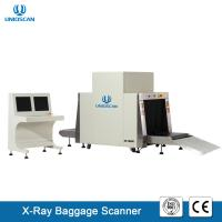 Quality 230 Kg Load Security Baggage Scanner 38mm Steel Penetration For Metro And Hotel wholesale