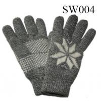 Quality ladies wool gloves SW004 high quality fashion gloves warm glove wholesale