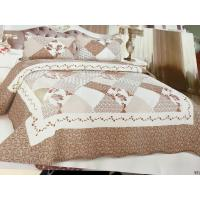 Quality Vintage Style Country Bedding Sets With 100% Eco Friendly Polyester Material wholesale