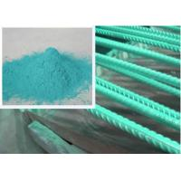 Quality Metallic Green Rebar Epoxy Coating Penetration Resistance Less Funnelled wholesale