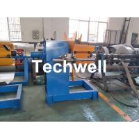 Quality Manual Decoiler / Uncoiler , Umbrella Type With Manual Expanding & Passive Uncoil For 5 Ton wholesale