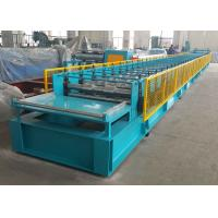 Quality Composite Floor Deck CNC Roll Forming Machine Closed Type Dovetail Profile Usage wholesale