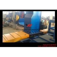Cheap Adjustable Vertical Milling Machine For Box / I Beam End Face Milling In Steel for sale