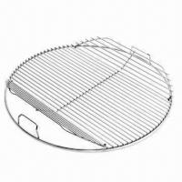 Quality Barbecue Grill Grid, Made of Stainless Steel, with Polished Surface Finish wholesale