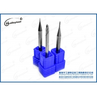China AITiN Coating Straight Shank 12mm Solid Carbide End Mills on sale