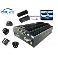 Quality Linux Vehicle Mobile DVR Wireless Tally Passenger Counter System WIFI GPS 3G Passenger wholesale