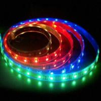 China High intensity RGB 5050 SMD 50000 hours LED flexible strip lights Ce & RoHs approval on sale
