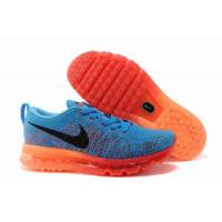 Wholesale new fashionable fly-knit desigber men's casual/Sports shoes multicolou