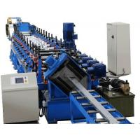 Quality Building Material Machinery C Z Purlin Roll Forming Machine Working Speed 10-15m/min wholesale
