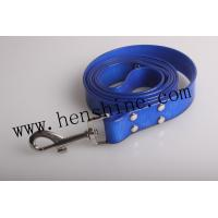 China Waterproof Cold Resistant Deep Blue Dog Leash for Training Dog on sale