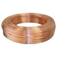 Quality Copper Capillary Tube Refrigeration Copper Pipe in Pancake For All Sizes wholesale