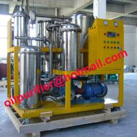 Quality Portable Lube oil purifier, hydraulic oil cleaning machine, hydraulic oil flushing, Lubricant Dewatering Oil Dehydrator wholesale
