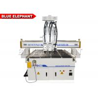 Quality Pneumatic Multi - Head CNC Router Engraver Machine With 3 Spindles 0 - 18000 Rpm wholesale