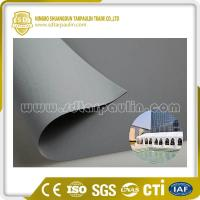 China Flexible Outdoor Tent Fabric PVC Coated Fabric on sale