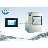 Quality Micro Computer Control System Double Door Autoclave With Water Ring Vacuum Pump wholesale