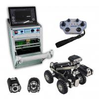 China Pan And Tilt Endoscope CCTV Pipe Inspection Equipment Automatic Optical Inspection System on sale