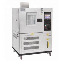 Quality Temperature And Humidity Environmental Test Chamber 150L Air Cooled Or Water Cooled wholesale