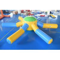 Quality Inflatable Water Sport Games / Inflatable Water Floating Toys For Pool wholesale