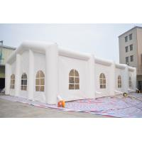 Quality White Color 6m High Inflatable Tent,  Inflatable Wedding Tent wholesale