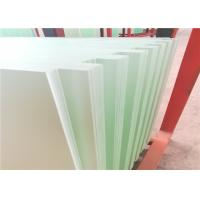 Quality Grade A Transparent Glass Solar Panels 3.2MM Electricity Generation Application wholesale