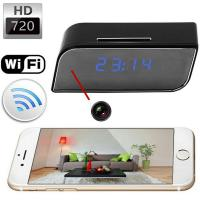 Cheap T8S 720P Alarm Clock WIFI P2P IP Spy Hidden Camera Home Security CCTV Surveillance DVR with Android/iOS App Control for sale