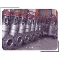 Buy cheap CS A216 WCB CL2500 PRESSURE SEALED BONNET OS&Y GATE VALVE from wholesalers