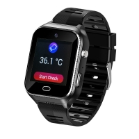 Quality SIM Android 4.2 4G GPS SOS Smart Watch For Elderly wholesale