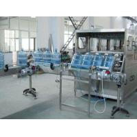 Cheap 100-5000 BPH Drinking Water Filling Machine Single / Double Nozzle For Pet Bottle for sale
