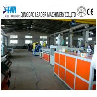 China pvc fiber braided garden hose production line on sale
